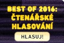 Čtenářská anketa 2015